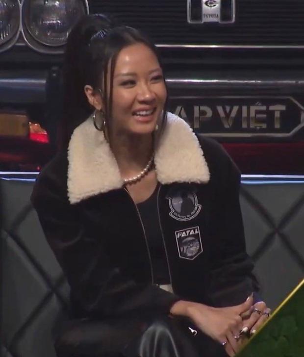 Suboi bất ngờ đụng độ Lisa: Nữ hoàng Rap Việt da nâu bao ngầu, Lisa da trắng nõn kiêu sa - Ảnh 8.