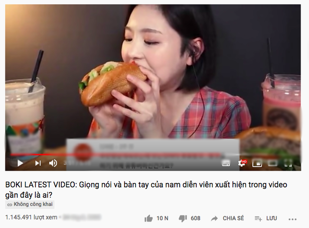 Nữ YouTuber mukbang Hàn tiếp tục bị vạch trần: Là kẻ lừa đảo trắng trợn, tất cả đều có kịch bản từ trước - Ảnh 1.