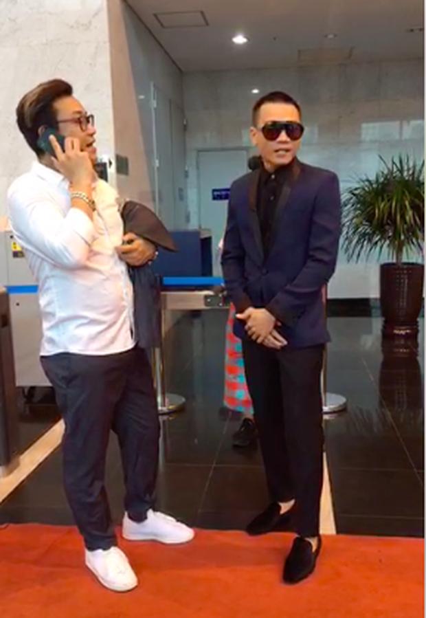 Nói là làm, Wowy Nguyễn ra tận Hà Nội để truy lùng MC Lại Văn Sâm, netizen náo loạn hóng cuộc hội ngộ có 1 không 2 - Ảnh 3.