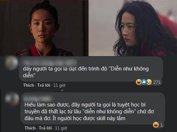 Netizen hùa nhau chế ảnh diễn xuất của Lưu Diệc Phi ở Mulan: Bất biến toàn tập, tỷ chết tâm rồi mấy em ơi! - Ảnh 4.