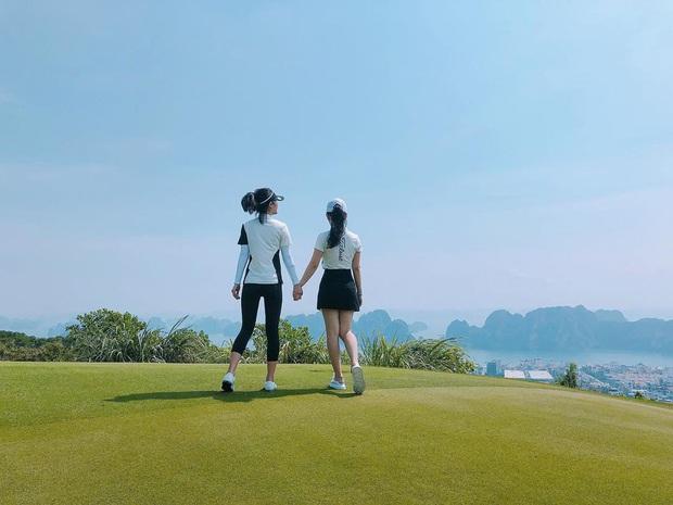 Bạn gái cầu thủ Huy Hùng: Lấy được chồng giàu là có số hưởng, chứ chẳng phải nhờ ra sân golf đâu - Ảnh 4.