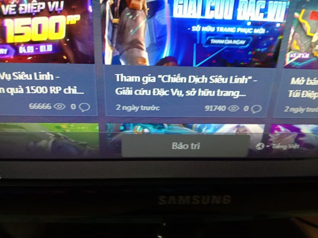 Client lỗi tùm lum 3 ngày liền, game thủ LMHT Việt mỉa mai: Anh em thông cảm, game vẫn đang trong giai đoạn beta - Ảnh 1.