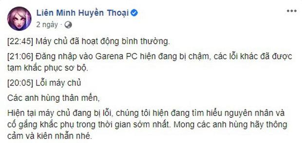 Client lỗi tùm lum 3 ngày liền, game thủ LMHT Việt mỉa mai: Anh em thông cảm, game vẫn đang trong giai đoạn beta - Ảnh 2.
