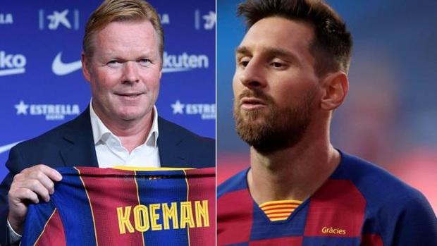 Quyền lực đen của Messi sẽ làm hại Barca mùa này? - Ảnh 1.
