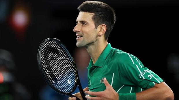 Tay vợt số 1 thế giới Novak Djokovic: Toàn diện nhất nhưng không bao giờ là nhà vô địch quốc dân - Ảnh 3.