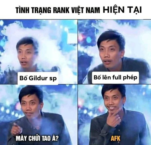 Liên Quân Mobile: Ám ảnh rank Việt, trợ thủ lên full sát thương, xạ thủ phải lên đồ phụ trợ - Ảnh 1.