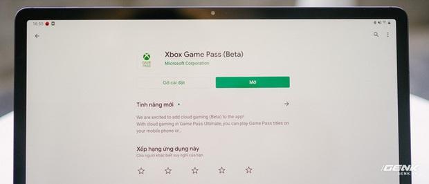 Trải nghiệm dịch vụ xCloud trên Galaxy Tab S7+: Chơi game Xbox ngay trên thiết bị Android - Ảnh 2.