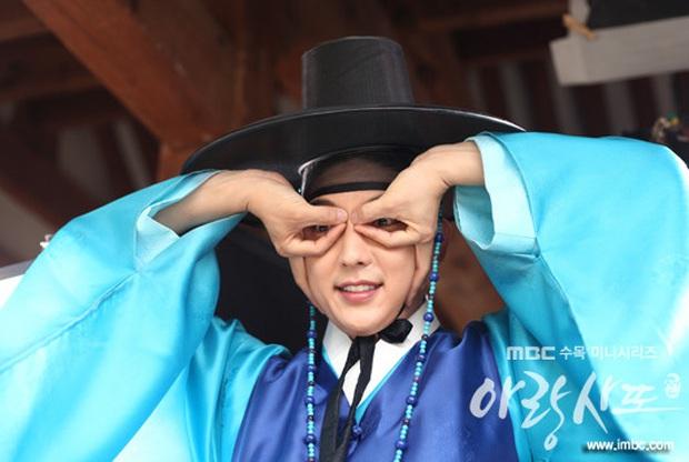 1001 khoảnh khắc hậu trường siêu nhây của Lee Jun Ki, gọi tứ ca là nam thần... kinh quả không sai mà! - Ảnh 8.