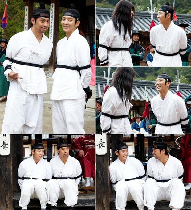 1001 khoảnh khắc hậu trường siêu nhây của Lee Jun Ki, gọi tứ ca là nam thần... kinh quả không sai mà! - Ảnh 11.