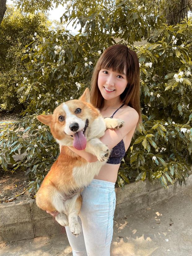 Ngắm nhan sắc nữ thần streamer mới của Thái Lan, xinh đẹp và nổi tiếng chẳng kém cạnh hot girl Nene - Ảnh 6.