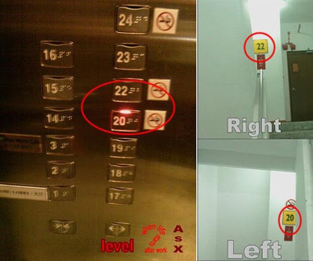 Chuyện kỳ lạ ở khách sạn lớn nhất thế giới: Cả thang máy và thang bộ đều không có tầng 21, thiên hạ đồn thổi câu chuyện rợn người - Ảnh 4.