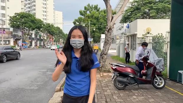 Jenny Huỳnh unboxing đồng phục mới trước ngày back2school, dân tình lót dép hóng clip về trường bên Mỹ - Ảnh 5.