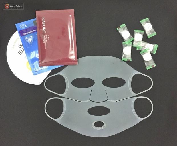"""Mình đã học gái Nhật, Hàn cách tăng gấp đôi hiệu quả của mask giấy nhờ món phụ kiện chỉ 40k """"nhỏ nhưng có võ"""" - Ảnh 3."""