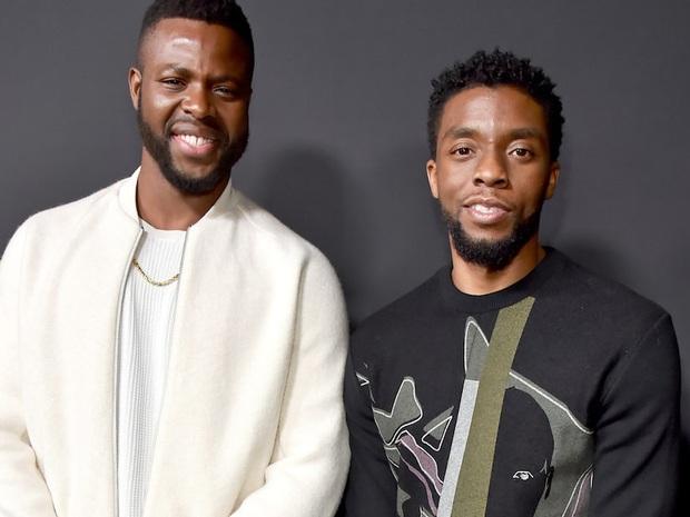 Lễ tưởng niệm Chadwick Boseman: Dàn sao Black Panther và Chủ tịch Marvel Studios đến dự, cùng gia đình đưa tiễn huyền thoại - Ảnh 7.