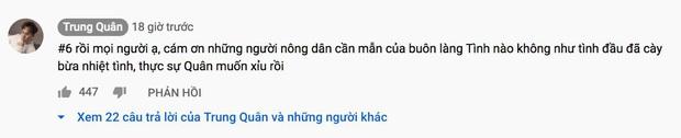 Netizen tràn vào MV comeback của Trung Quân để kể mối tình đầu nhưng không bằng chính chủ phát cuồng cập nhật trending từng phút - Ảnh 10.