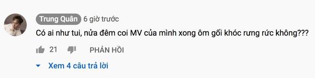 Netizen tràn vào MV comeback của Trung Quân để kể mối tình đầu nhưng không bằng chính chủ phát cuồng cập nhật trending từng phút - Ảnh 8.