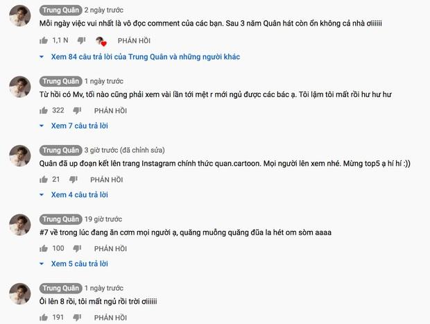 Netizen tràn vào MV comeback của Trung Quân để kể mối tình đầu nhưng không bằng chính chủ phát cuồng cập nhật trending từng phút - Ảnh 7.