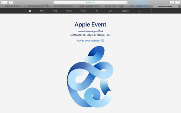 Nóng: Apple đã công bố ngày ra mắt iPhone 12 và hàng loạt thiết bị mới - Ảnh 1.