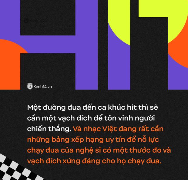 HIT - Khái niệm mơ hồ, tùy tâm của thị trường nhạc Việt? - Ảnh 13.