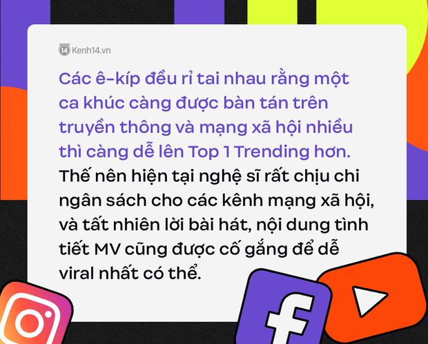 Hit – Khái niệm mơ hồ, tùy tâm của thị trường nhạc Việt? - Ảnh 7.
