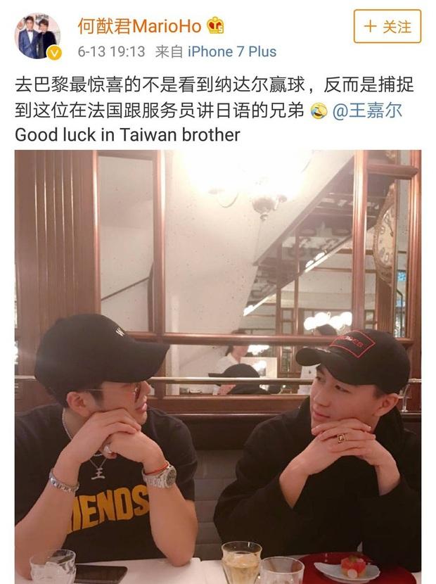 Nam idol gây choáng khi trở thành cổ đông tổ chức Esports quyền lực, quan hệ bất ngờ với thiếu gia trùm sòng bạc Hà Du Quân - Ảnh 5.