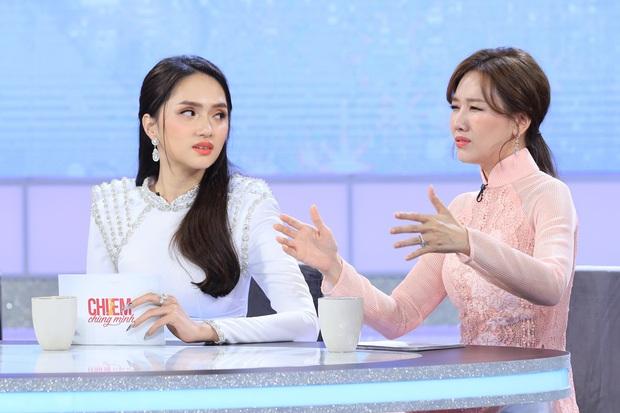 Hương Giang từng nóng mắt khi nhìn nữ sinh cấp 3 được mặc áo dài - Ảnh 3.