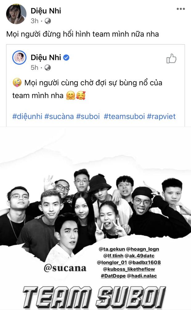 Đây rồi, cuối cùng hình của team Suboi đã được tung ra bởi thành viên thứ 10! - Ảnh 3.