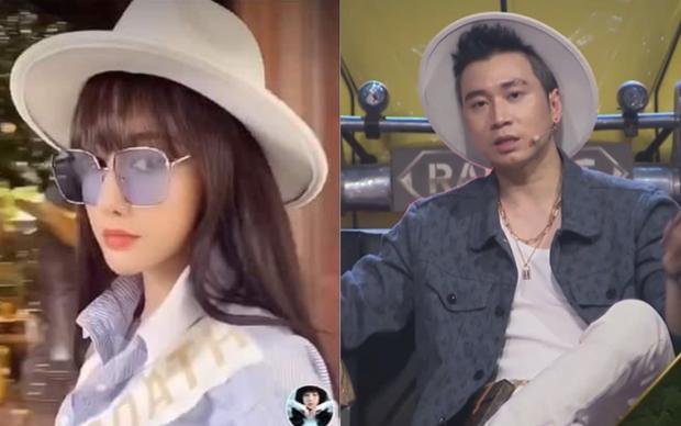 Soi kỹ mới thấy, hình như đồ Karik vừa thay tại Rap Việt là... mượn của bạn gái hotgirl Bella? - Ảnh 2.