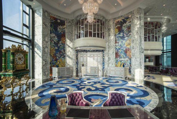 Những khách sạn nổi tiếng ở Việt Nam có phòng tổng thống gây choáng ngợp, giới siêu giàu có tiền cũng chưa chắc được trải nghiệm - Ảnh 2.