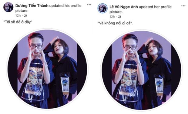 Hydra và Nul bất ngờ đăng ảnh đại diện đôi, thêm 1 cặp yêu nhau tại Rap Việt sau Tlinh - MCK? - Ảnh 1.