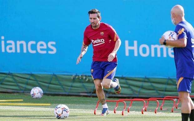 Messi giữ lời, và bầu trời Barca lại sáng - Ảnh 1.