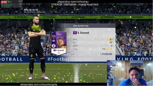 FIFA Online 4: Vinh Râu FAPTV livestream nâng cấp thành công thẻ +10 đầu tiên, Akira Phan phải vào xin ngay bí kíp - Ảnh 7.