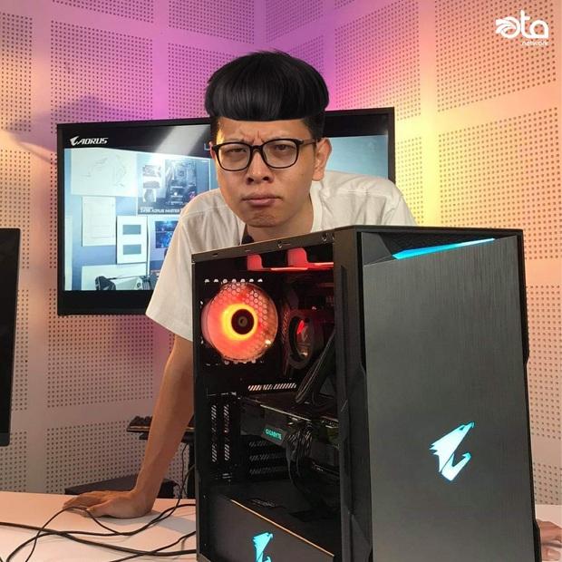 Không thể thoát khỏi cơn sốt mới, hàng loạt game thủ Việt được hoá phép đầu cắt moi cực hài hước - Ảnh 2.