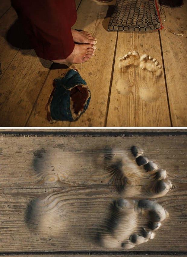 Sự khác biệt của đôi bàn tay con người cùng loạt ảnh cho thấy sức mạnh của thời gian có thể làm vạn vật thay đổi một cách khó tin - Ảnh 18.