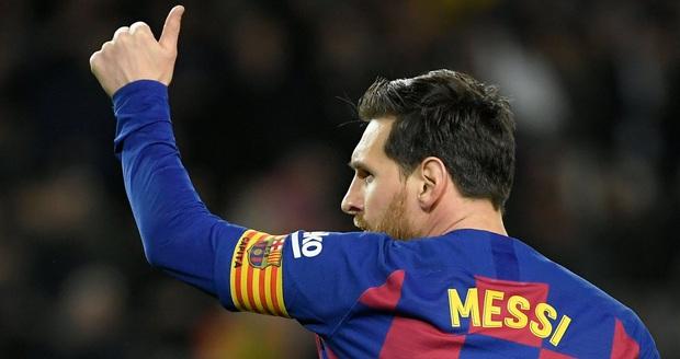 Messi giữ lời, và bầu trời Barca lại sáng - Ảnh 3.