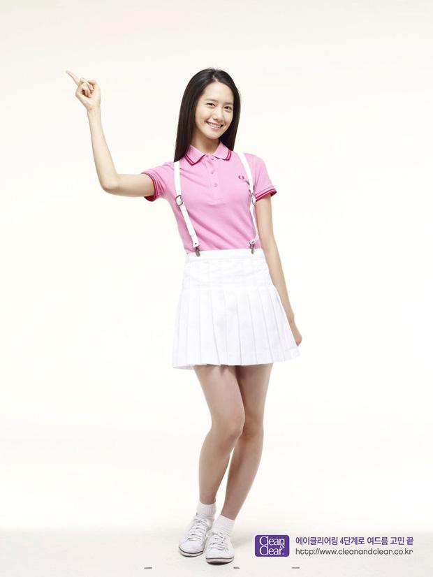 Yoona đã từ em gái quốc dân lên bà hoàng như thế nào? Xem lại 3 thời kỳ làm nàng thơ quảng cáo của cô thì rõ - Ảnh 4.