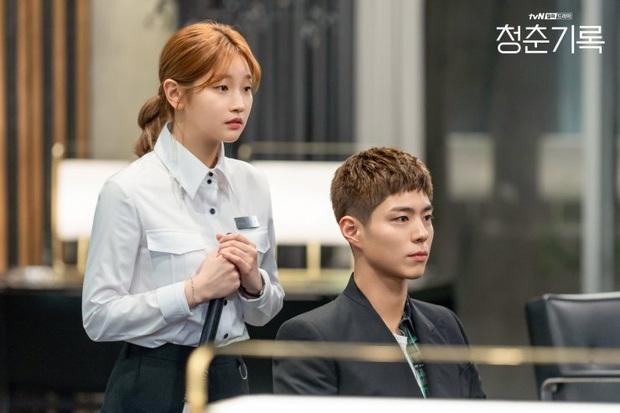 """Soi dàn cast Record of Youth: Đâu chỉ Park Bo Gum - Park So Dam thuộc hàng """"quốc bảo"""", nam phụ cũng xịn sò lắm à nghen! - Ảnh 19."""