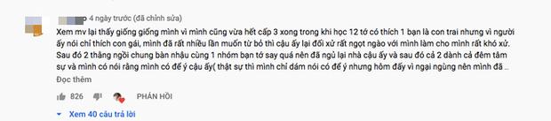 Netizen tràn vào MV comeback của Trung Quân để kể mối tình đầu nhưng không bằng chính chủ phát cuồng cập nhật trending từng phút - Ảnh 5.