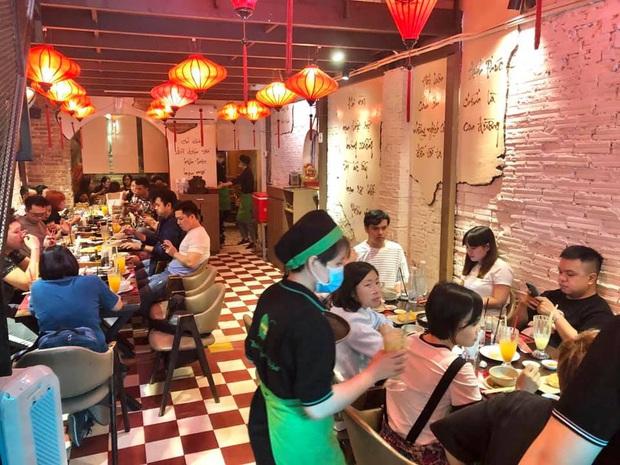 3 quán chay đình đám nhất của dàn sao Việt: Liên tục mở chi nhánh khắp Sài Gòn, khách đến không chỉ vì cái mác nghệ sĩ - Ảnh 6.