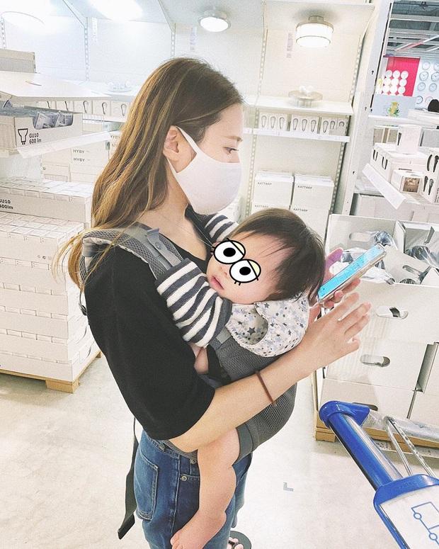 Đổi size quần áo từ 2XL xuống M chỉ trong nửa năm, mẹ bỉm sữa người Nhật hé lộ bí quyết giảm 26kg sau sinh đầy ngoạn mục - Ảnh 5.