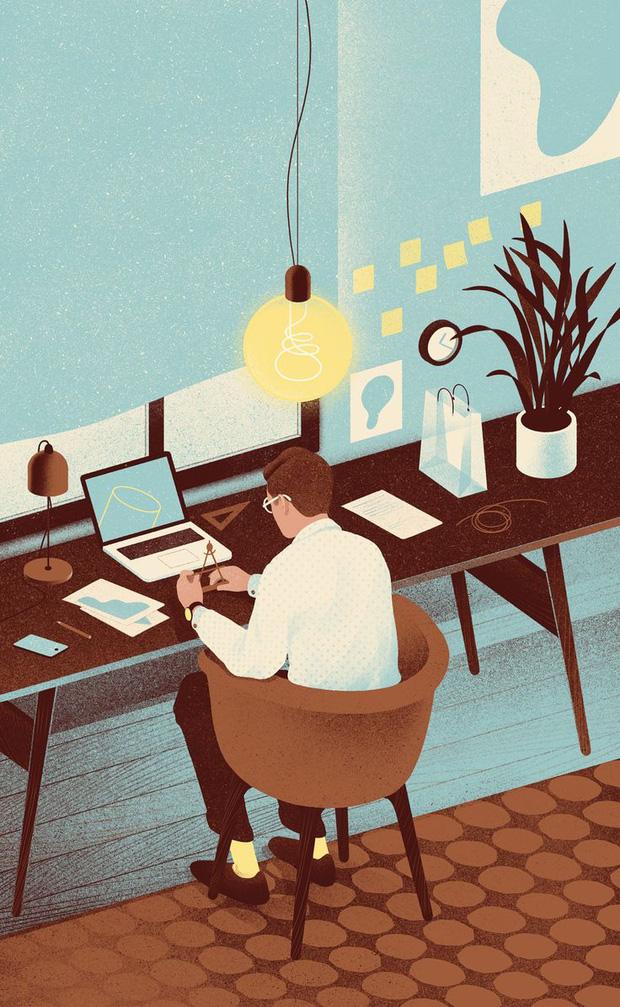 12 suy ngẫm về công việc của một người đi làm 10 năm: Bận rộn chưa chắc làm việc hiệu quả, văn hoá của công ty là trả lương đúng ngày - Ảnh 4.