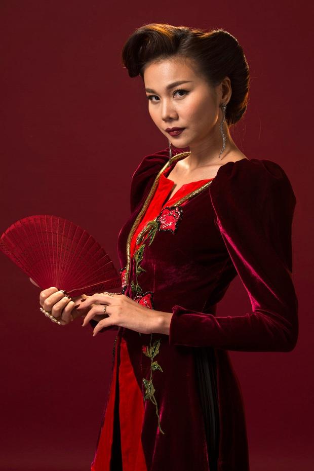 Sắm vai hoàng hậu 16 tuổi, Thanh Hằng quyết chí cưa sừng làm nghé ở phim mới Quỳnh Hoa Nhất Dạ? - Ảnh 4.