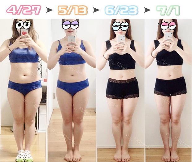 Đổi size quần áo từ 2XL xuống M chỉ trong nửa năm, mẹ bỉm sữa người Nhật hé lộ bí quyết giảm 26kg sau sinh đầy ngoạn mục - Ảnh 3.