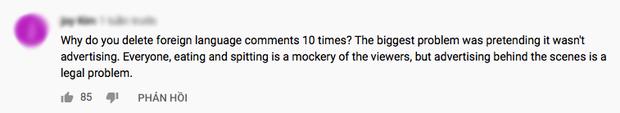 """Vụ YouTuber Hàn bị """"tố"""" lừa dối: Đạp lên dư luận trong nước, biến vlog mukbang đồ ăn Việt Nam trở thành """"trận chiến"""" của fan quốc tế - Ảnh 3."""