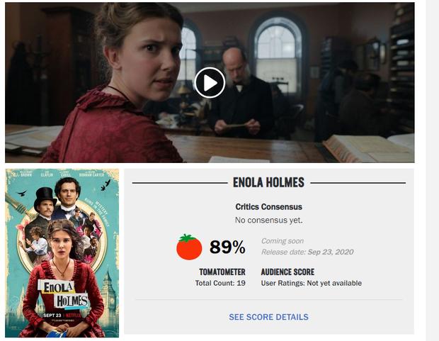 Review quốc tế về Enola Holmes: Nữ chính bá đạo thấy mà mê nhưng miếng hài kém duyên quá nhá! - Ảnh 2.