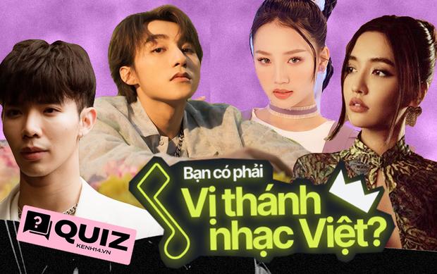 Chơi ngay game hot nhất ngày: Nhạc lên là hát nhưng bạn có phải vị thánh nhạc Việt? - Ảnh 1.