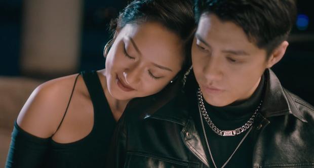 Noo Phước Thịnh vừa khoá môi Thu Anh, vừa có cảnh đam mỹ, MV cài cắm quá nhiều plot twist gây khó hiểu - Ảnh 3.