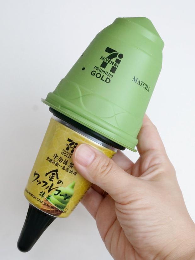 """Nhật Bản quả là """"xứ sở của sự hoàn hảo"""": Đến cả cây kem mua trong siêu thị cũng khiến dân mạng Việt thán phục - Ảnh 4."""