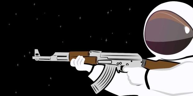 Lý do cực thuyết phục để các phi hành gia phải mang cả súng lên vũ trụ, và chuyện sẽ xảy ra nếu súng thực sự nổ ở đó - Ảnh 5.