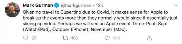 Nhiều bằng chứng cho thấy iPhone 12 sẽ không xuất hiện trong sự kiện của Apple ngày 16/9 tới - Ảnh 4.